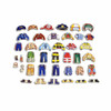 Safety Patrol Wooden Magnetic Dress-Up Heroes   T.S. Shure