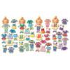 Teeny Tiny Quadruplets Preschool Wooden Magnetic Dress-Up Dolls | T.S. Shure