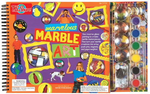 Marvelous Marble Art Book   T.S. Shure
