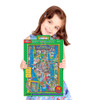 Map of New York City Magnetic Puzzle & Playboard | T.S. Shure