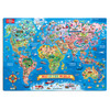 Map of the World Magnetic Puzzle & Playboard | T.S. Shure