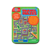 Travel Mazes Creative Mini Tin | T.S. Shure