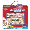 U.S. Presidents Jumbo Floor Puzzle   T.S. Shure