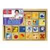 Alphabet Cutesie Wooden Blocks | T.S. Shure