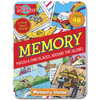 Memory Game Magnetic Tin | T.S. Shure