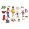 Babysitter Play Time Wooden Magnetic Dress-Up Dolls | T.S. Shure