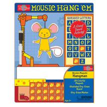 HangÇ___Ç®¶_Ç__Ç_¶¸Em  Mouse Wooden Magnetic Hangman Game | T.S. Shure