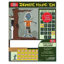 HangÇ___Ç®¶_Ç__Ç_¶¸Em  Zombie Wooden Magnetic Hangman Game | T.S. Shure