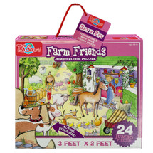Farm Friends Jumbo Floor Puzzle | T.S. Shure