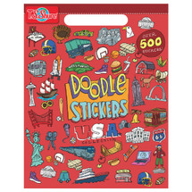 Doodle USA Sticker Book | T.S. Shure