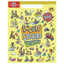 Doodle Vacation Sticker Book | T.S. Shure