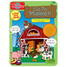Go To Market! Tin Playset | T.S. Shure