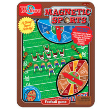 Football Game Magnetic Sports Tin | T.S. Shure