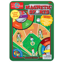 Baseball Game Magnetic Sports Tin | T.S. Shure