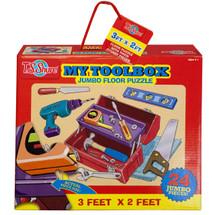 My Toolbox Jumbo Floor Puzzle   T.S. Shure