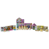 ArchiQuest Wooden Daisy GirlsÇ__Ç_¶_ Dollhouse Blocks Play Set & Storybook   T.S. Shure