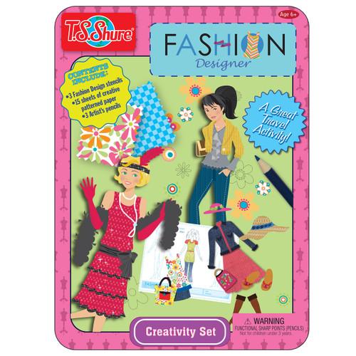 Fashion Designer Creativity Tin | T.S. Shure
