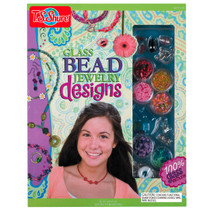 Glass Bead Jewelry Designs Book | T.S. Shure