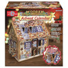 Wooden Gingerbread House Advent Calendar | T.S. Shure