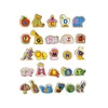 ABCs Wooden Magnets - 20 Piece MagnaFun Set | T.S. Shure