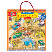 Busy Builders Magnetic Puzzle | T.S. Shure