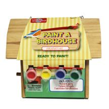 Wooden Paint A Birdhouse | T.S. Shure