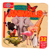 Animals Wooden Magnetic Book | T.S. Shure