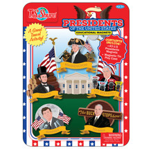 Presidents of the United States Magnetic Tin Playset | T.S. Shure