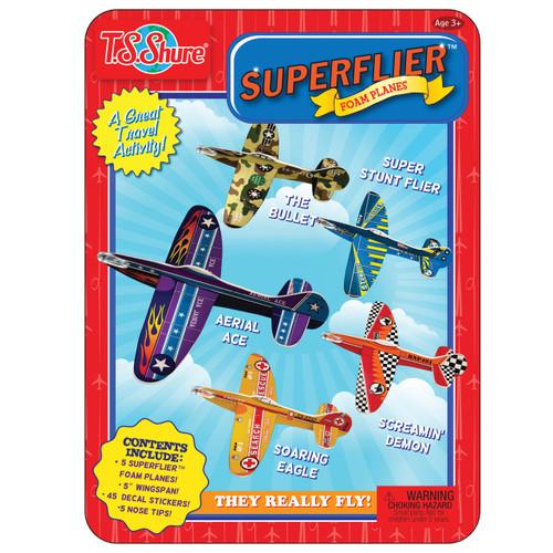 Superfliers Activity Tin | T.S. Shure