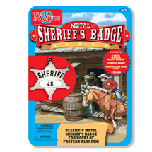 Sherif's Badge Activity Tin | T.S. Shure