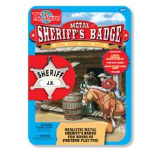 Sherif's Badge Activity Tin | T.S. Shure