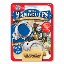 Handcuffs Activity Tin
