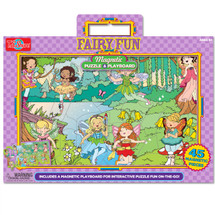 Fairy Fun Magnetic Playboard & Puzzle | T.S. Shure