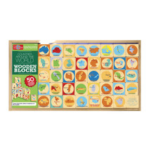 Countries of the World Wooden Learning Blocks | T.S. Shure