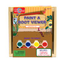 Wooden Paint-A-Root Viewer Creativity Kit