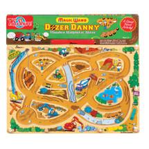 Dozer Danny Wooden Magnetic Maze