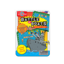 Battle of the Boats Magnetic Mini Tin Playset
