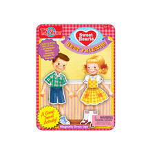 Sweethearts Mini Magnetic Dress-Ups Mini Tin