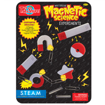 Magnetic Science Experiments Activity Tin