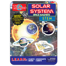 Solar System Space Magnets Tin