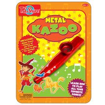 Kazoo Music Tin
