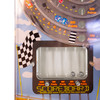 Speedster Speedway Tin Pinball Game   T.S. Shure