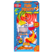 Fish Frenzy Tin Pinball Game | T.S. Shure
