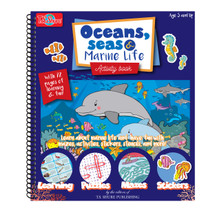 Oceans, Seas & Marine Life Activity Book
