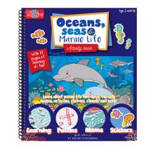 Oceans, Seas & Marine Life Activity Book | T.S. Shure