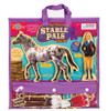 Stable Pals Cara and Freckles Wooden Magnetic Dress-Up Set