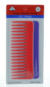 Assorted Large Volume Combs (Dozen)