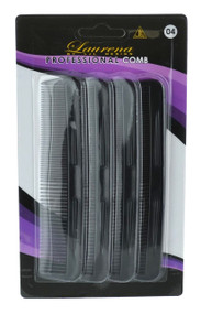 Professional Heavy Pocket Comb (Dozen)