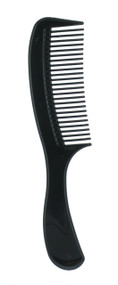 Black Large Handle Combs (12 Dozen)