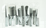 Black Combs 10pcs Set (Dozen)